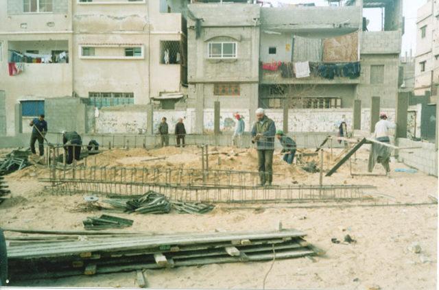 Rafah Delegation - Jan 2005