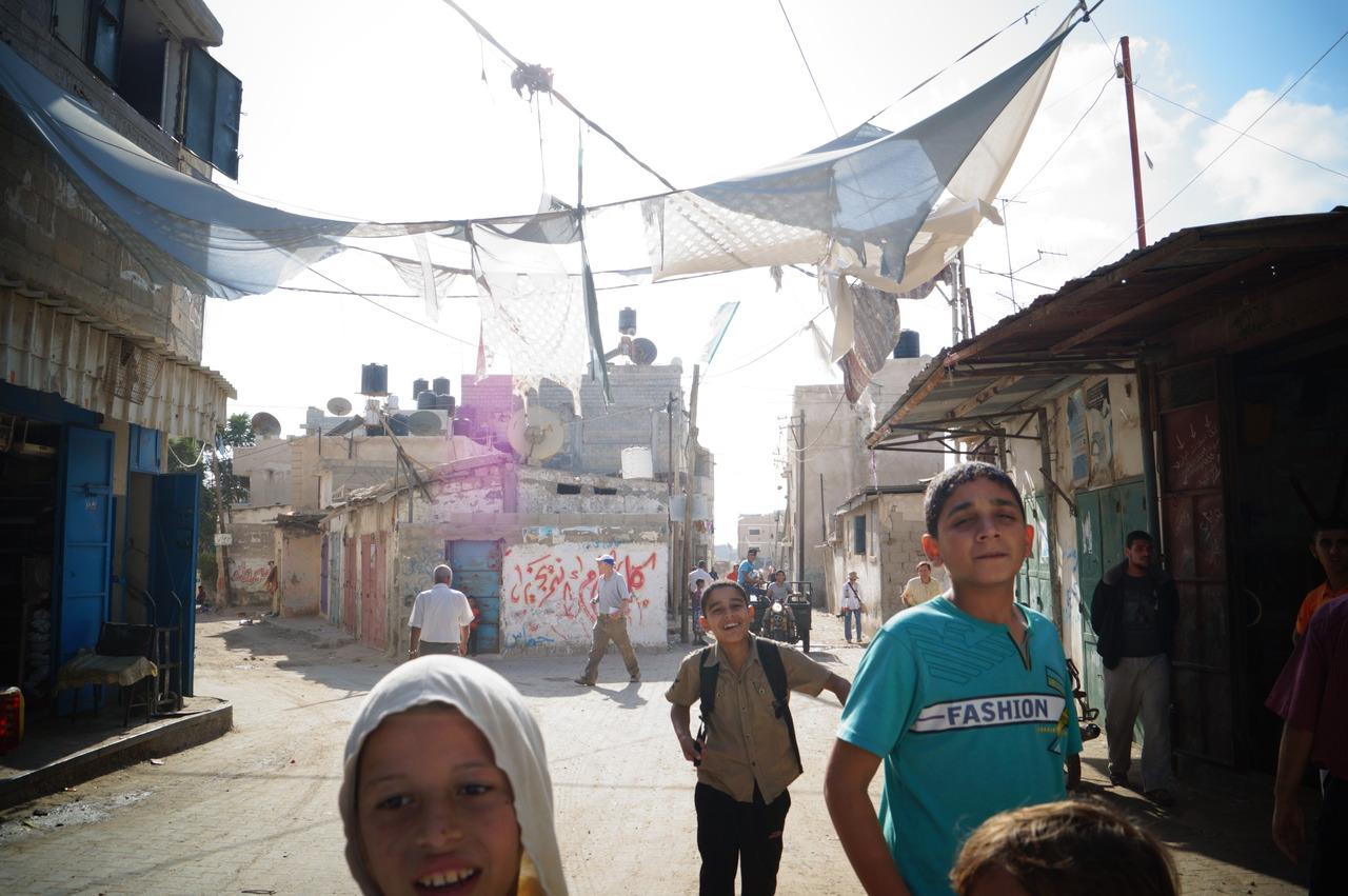 Gaza Delegation 2012