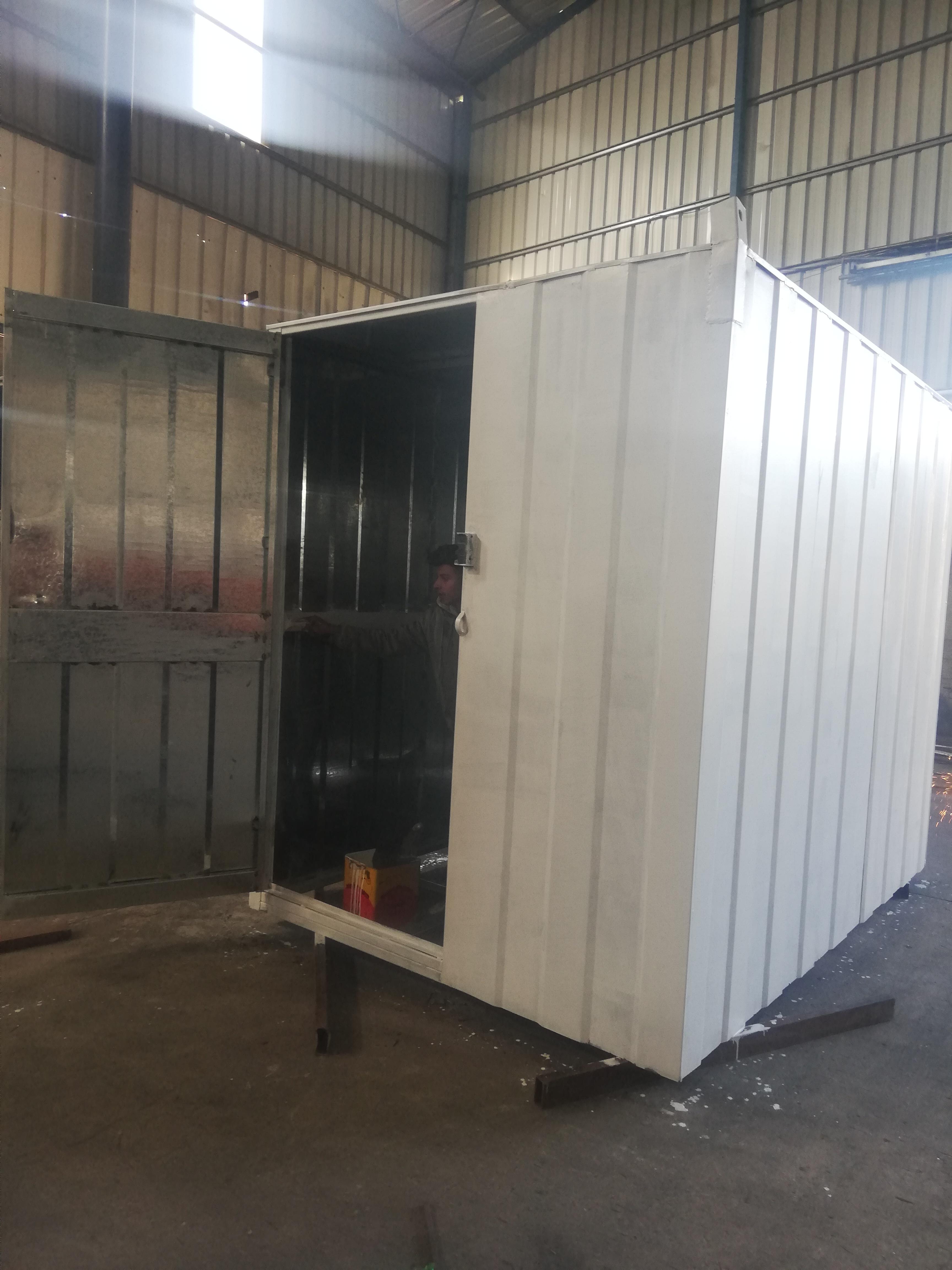 Filter Unit Housing 1